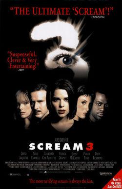 scream 3 � wikipedia