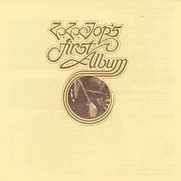 Studioalbumin ZZ Top's First Album kansikuva