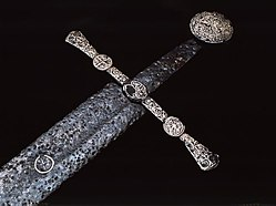 Pappilanmäen miekka KM 65 1 kunnostettuna Kansallismuseosta. 25eb837acd