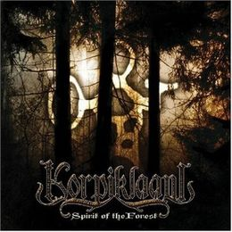 Studioalbumin Spirit of the Forest kansikuva