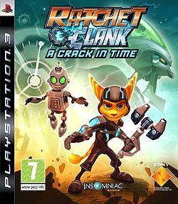 Ratchet & Clank A Crack in Time kansikuva PS3.jpeg