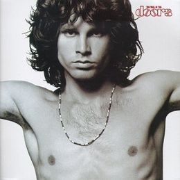 Kokoelmalevyn The Best of The Doors kansikuva