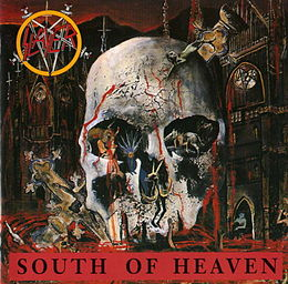 Studioalbumin South of Heaven kansikuva