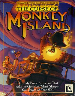 The Curse of Monkey Island kansikuva.jpg