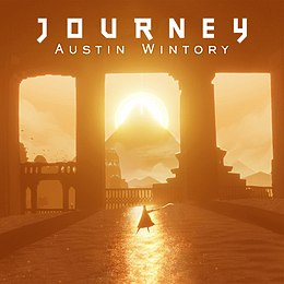 Soundtrack-albumin Journey Original Soundtrack kansikuva