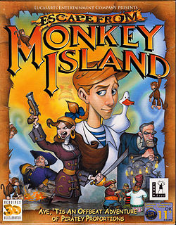 Escape from Monkey Island kansikuva.jpg