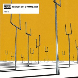Studioalbumin Origin of Symmetry kansikuva
