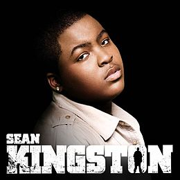 Studioalbumin Sean Kingston kansikuva