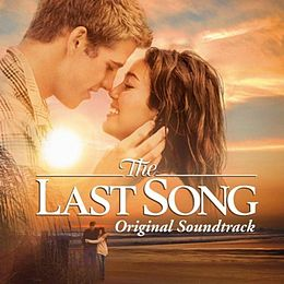 Soundtrack-albumin The Last Song: Original Soundtrack kansikuva