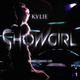 Livealbumin Showgirl Homecoming Live kansikuva