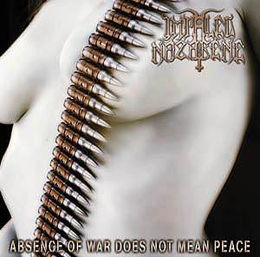 Studioalbumin Absence of War Does Not Mean Peace kansikuva