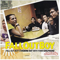 Studioalbumin Fall Out Boy's Evening Out with Your Girlfriend kansikuva