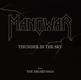 EP-levyn Thunder in the Sky kansikuva