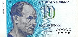 Suomen markka – Wikipedia