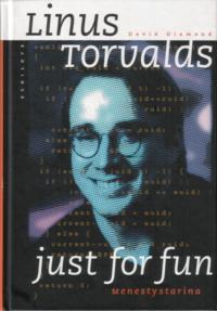Just for funin suomenkielisen laitoksen kansi