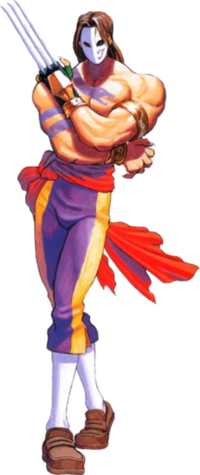 Vega (Street Fighter) – Wikipedia