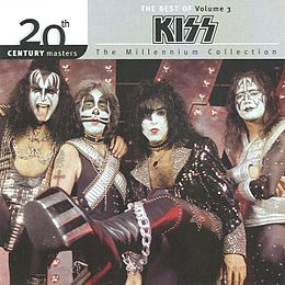 Kokoelmalevyn The Best of Kiss: The Millennium Collection, Vol. 3 kansikuva