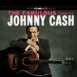 Studioalbumin The Fabulous Johnny Cash kansikuva