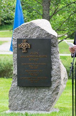 Mannerheim-Ristin Ritarit