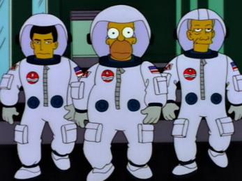 Deep Space Homer2