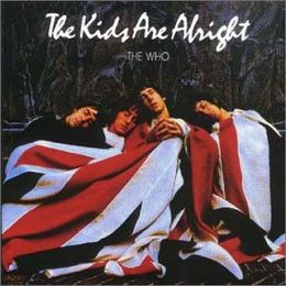 Soundtrack-albumin The Kids Are Alright kansikuva