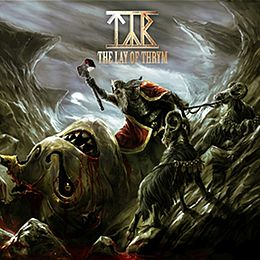 Studioalbumin The Lay of Thrym kansikuva