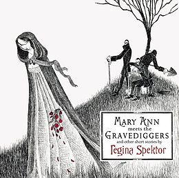 Kokoelmalevyn Mary Ann Meets the Gravediggers and Other Short Stories kansikuva
