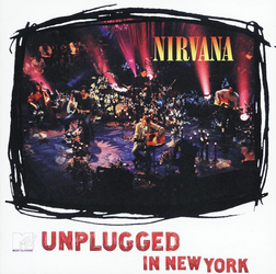 Livealbumin MTV Unplugged in New York kansikuva