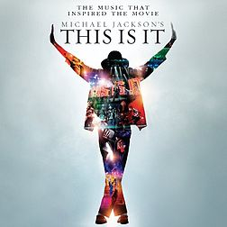 Soundtrack-albumin This Is It kansikuva