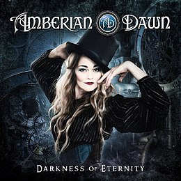 Studioalbumin Darkness of Eternity kansikuva