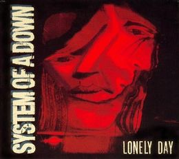 EP-levyn Lonely Day kansikuva