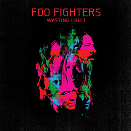 Studioalbumin Wasting Light kansikuva