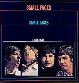 Studioalbumin Small Faces kansikuva