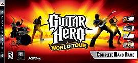 Guitar Hero World Tour Wii Rom