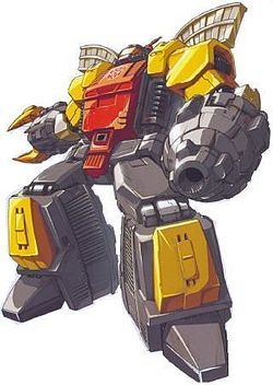 Omega Supreme Dreamwaven The Transformers-sarjakuvassa