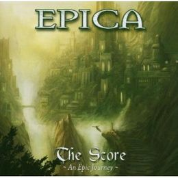 Studioalbumin The Score – An Epic Journey kansikuva
