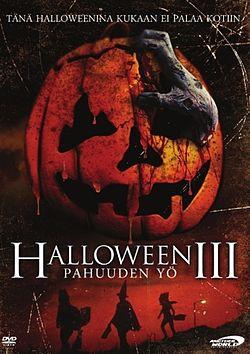 Halloween III – pahuuden yö – Wikipedia