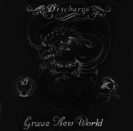 Studioalbumin Grave New World kansikuva
