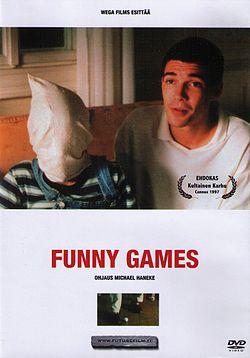 Funny Games Dvd Julkaisun Kansikuva