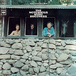 Studioalbumin The Notorious Byrd Brothers kansikuva