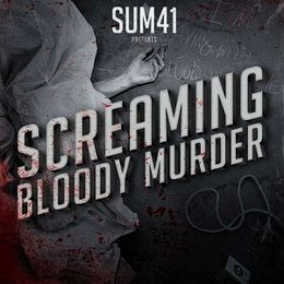 Studioalbumin Screaming Bloody Murder kansikuva