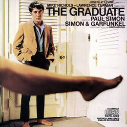 Soundtrack-albumin The Graduate kansikuva