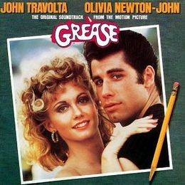 Soundtrack-albumin Grease: The Original Soundtrack from the Motion Picture kansikuva