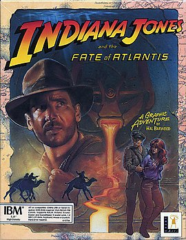 Indiana Jones Fate of Atlantis peli kansi.jpg