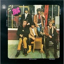 Studioalbumin Moby Grape kansikuva