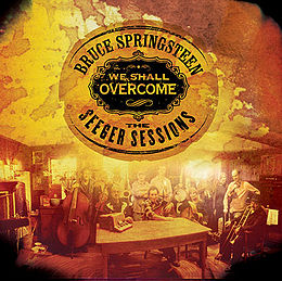 Studioalbumin We Shall Overcome: The Seeger Sessions kansikuva