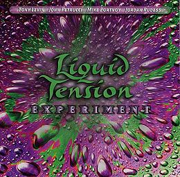 Studioalbumin Liquid Tension Experiment kansikuva