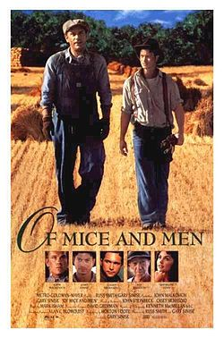 1992 - Of Mice and Men -juliste.jpg