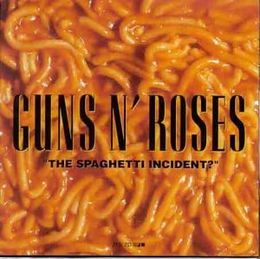 Cover-albumin The Spaghetti Incident? kansikuva