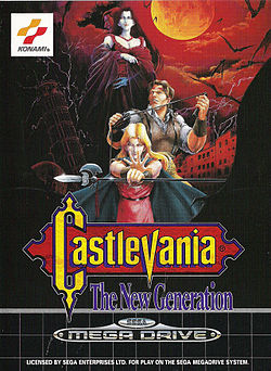 Castlevania the new generation cover.jpg